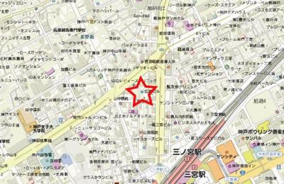 【地図】オーク&パートナーズビル