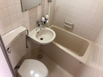 【浴室】リビエール山手