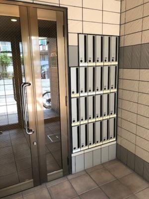 【設備】ラフィーネ鶴見