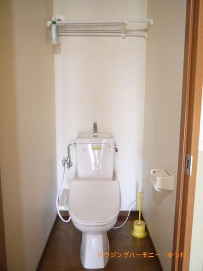 【トイレ】東武サンライズマンション