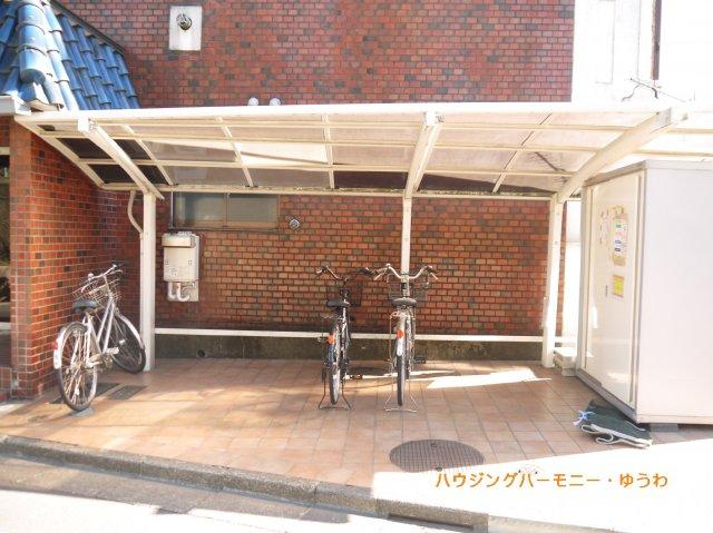 【駐輪場】東武サンライズマンション