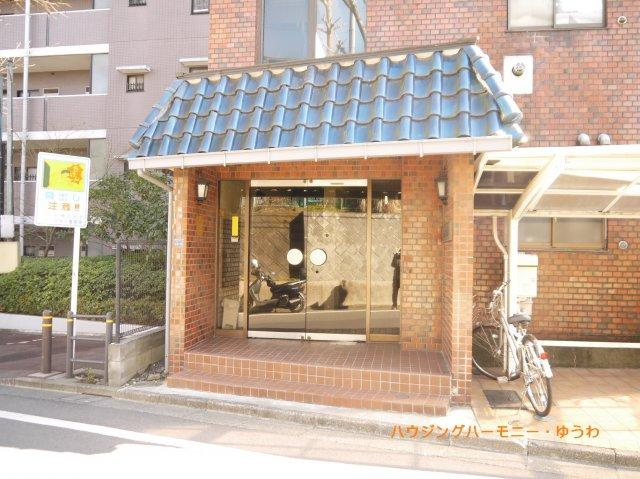 【エントランス】東武サンライズマンション
