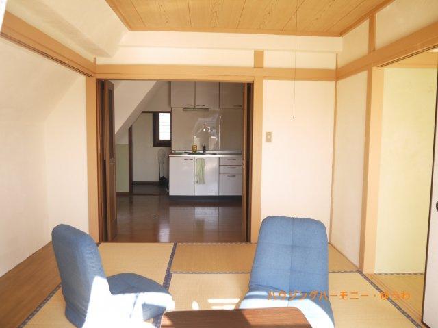 【和室】東武サンライズマンション