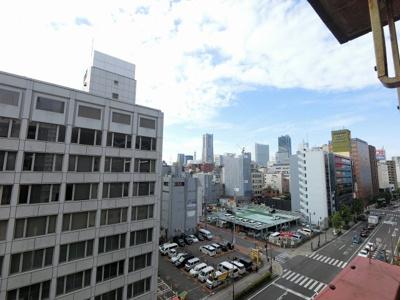 8階部分からの眺望です♪