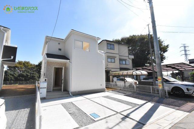 【外観】見沼区小深作 第2 新築一戸建て リーブルガーデン 02