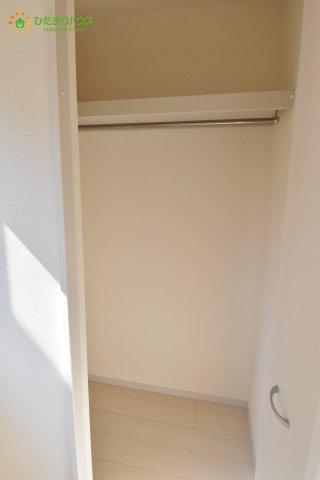 【収納】見沼区小深作 第2 新築一戸建て リーブルガーデン 02