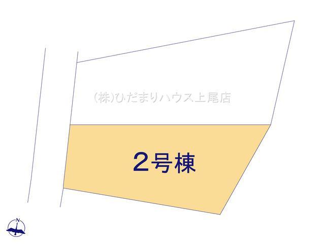 【区画図】見沼区小深作 第2 新築一戸建て リーブルガーデン 02
