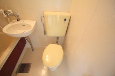 【トイレ】キャロル清風荘