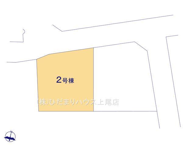 【区画図】西区三橋 第15 新築一戸建て クレイドルガーデン 02