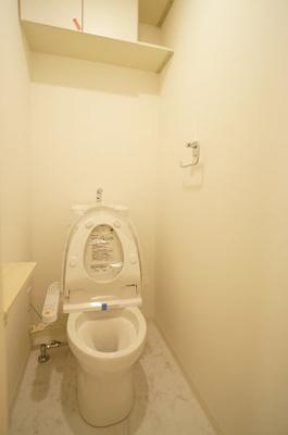 【トイレ】サンタモニカ亀戸