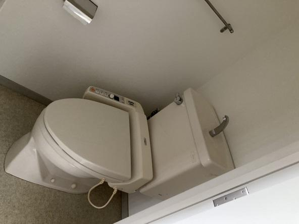【トイレ】ライオンズマンション水戸