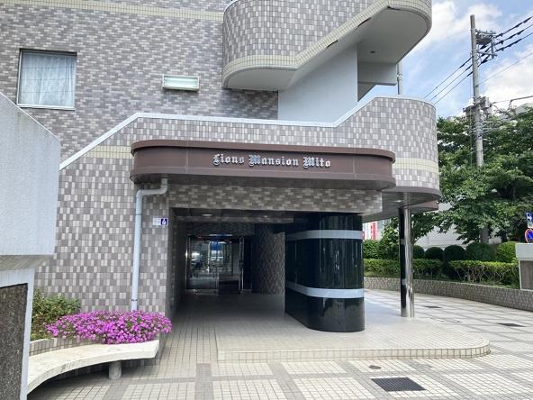 【玄関】ライオンズマンション水戸