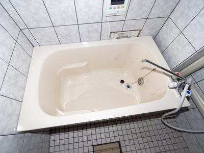 浴槽新品、人気の追焚付です