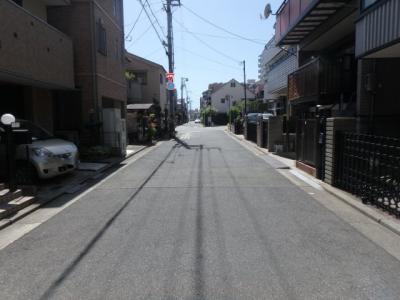 【周辺】琵琶町1丁目貸家