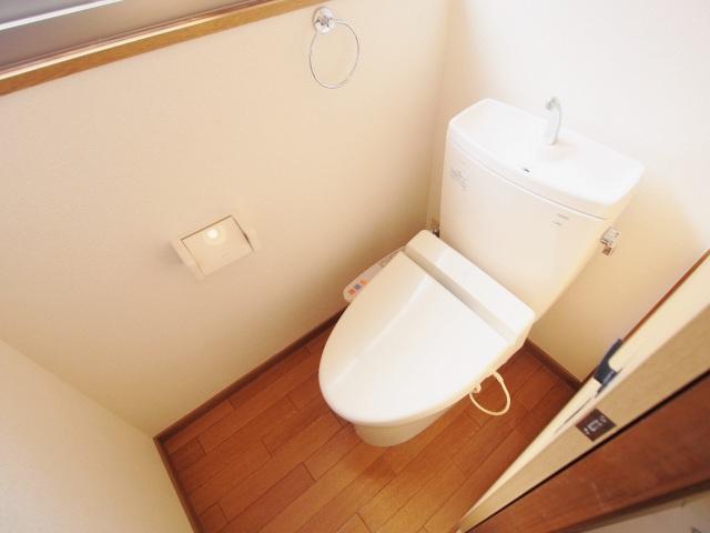 【トイレ】森元貸家