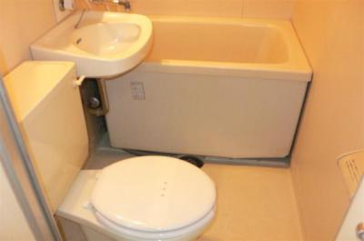 【浴室】中板セントラルビル