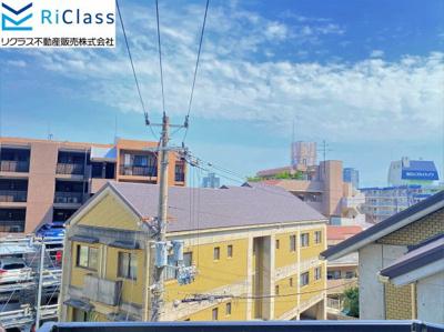 【展望】中古戸建 中央区山本通4丁目25-6