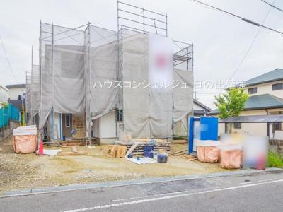 【外観】東郷町御岳1丁目8-9【仲介手数料無料】新築一戸建て