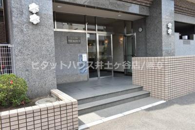 【エントランス】蒔田公園パインマンション
