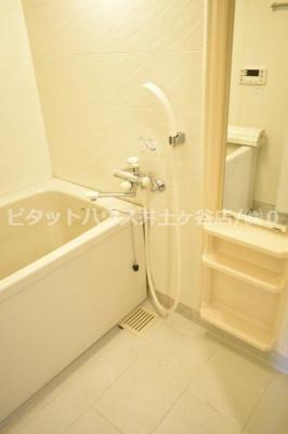 【浴室】蒔田公園パインマンション
