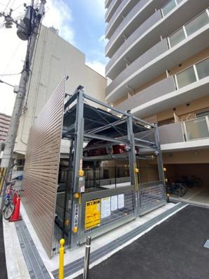 【駐車場】セレニテ桜川駅前プリエ