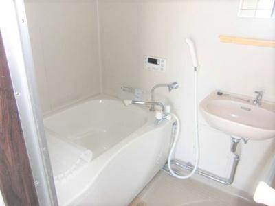 【浴室】タウニィ城東A