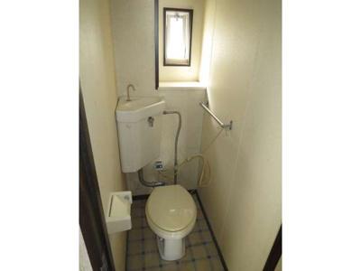 【トイレ】タウニィ城東A