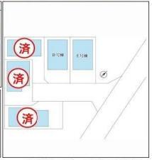 【区画図】新築一戸建 川崎市中原区宮内一丁目 D号棟