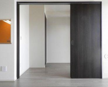 リビングと洋室は引き戸ですので、開放しておくとリビングの延長のような使い方もできます!