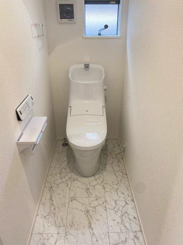 【トイレ】新築一戸建て「蓮正寺20-1期」全1棟
