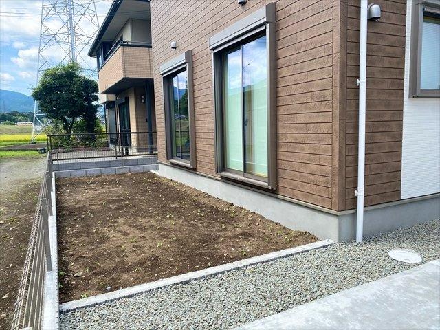 【庭】新築一戸建て「蓮正寺20-1期」全1棟
