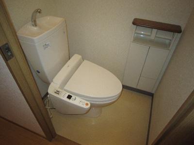 【トイレ】ウィステリアハイツ・