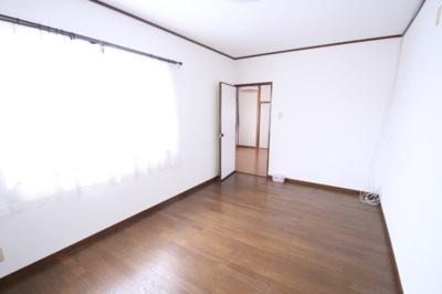 【寝室】戸坂くるめ木貸家