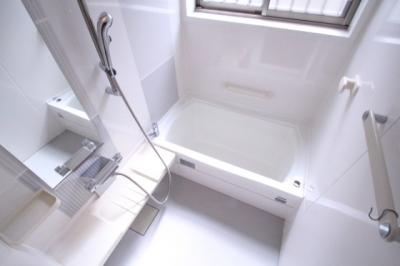 【浴室】戸坂くるめ木貸家