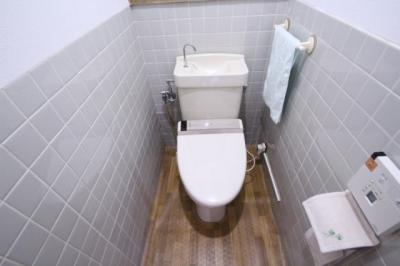 【トイレ】戸坂くるめ木貸家