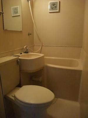 【浴室】メゾンドヴェスペール