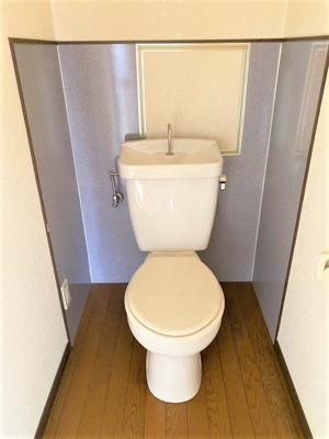 【トイレ】グリーンコート中野