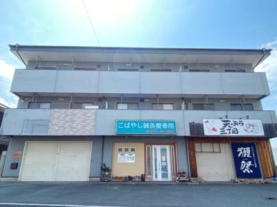 1階は店舗です。