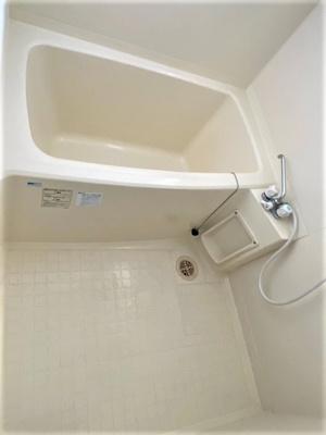 【浴室】グリーンコート中野