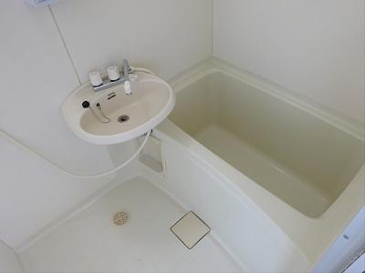 【浴室】松原フラット