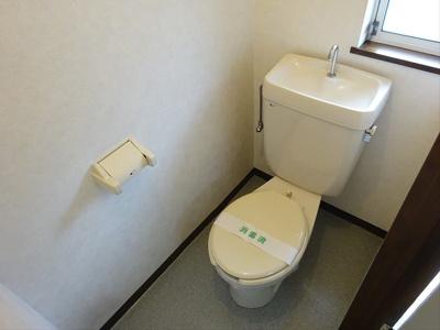 【トイレ】松原フラット