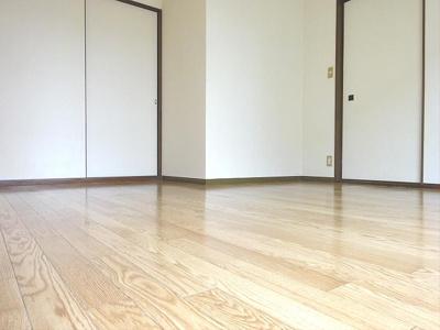 【寝室】松原フラット