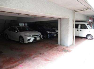 ジョイフル門前仲町第1の駐車場です。