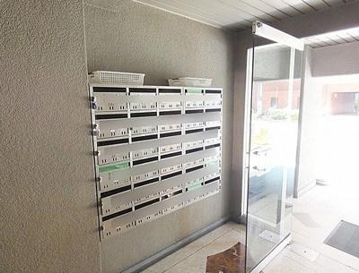 ジョイフル門前仲町第1のメールボックスです。