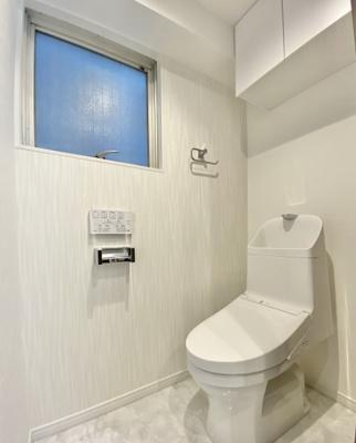 日興パレス日本橋の洗面台です。