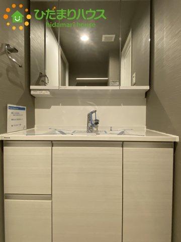 【浴室】上尾市上町1丁目 中古マンション コスモ上尾ステーションアベニュー