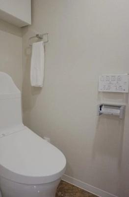 サンモール亀戸のトイレです