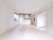 草加市  長栄4丁目 新築戸建 全1棟の画像