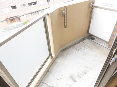 【バルコニー】ステーションビューロアール世田谷代田橋