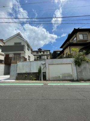 【外観】横浜市港南区芹が谷4丁目 売地 建築条件なし お好きなメーカーで建築できます♪